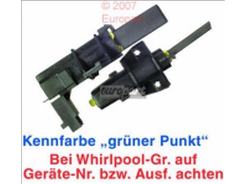 Kohlebürsten Motorkohlen für Bosch WFB4000 WFB40000007 WFB40000001 WFB400001