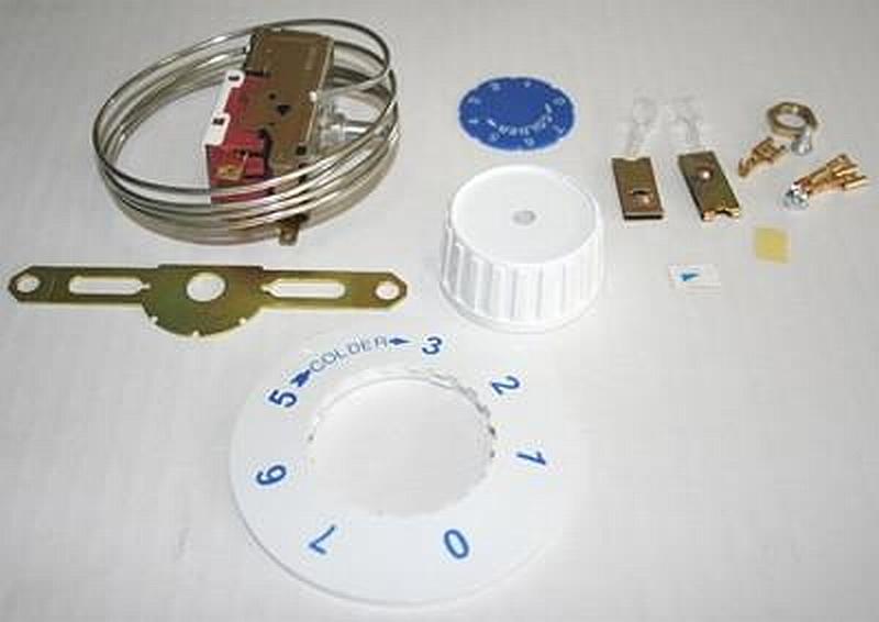 Kühlschrank Thermostat : Service thermostat vc f kühlschrank mit stern gefrierfach