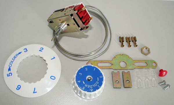 Kühlschrank Thermostat : Service thermostat vp f kühlschrank mit stern gefrierfach u