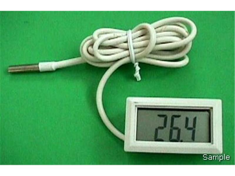 Kühlschrank Thermometer : Kühlschrank thermometer °c digital fr u ac der