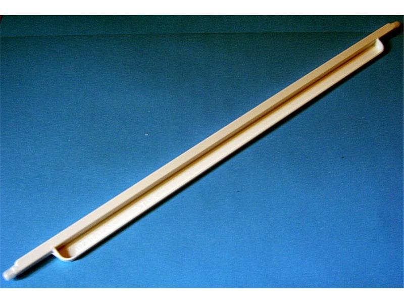Liebherr 7412514 HALTELEISTE F GLASPLATTE HINTEN [7412514  -> Kühlschrank Friert Hinten